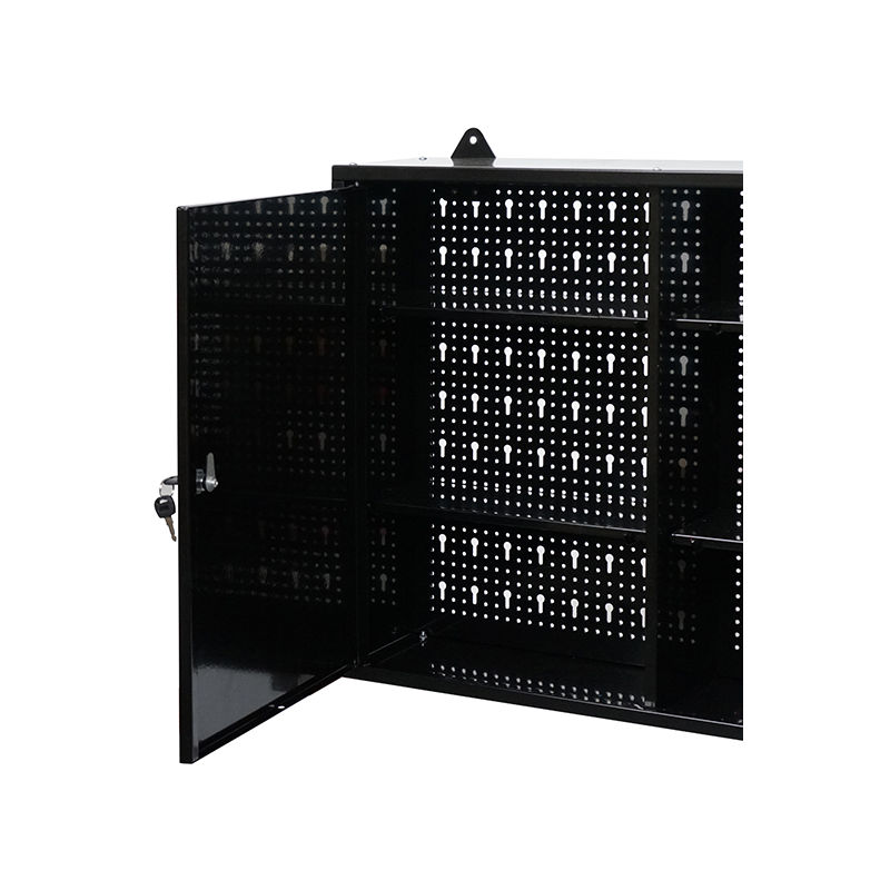 Porta Utensili Da Muro.Armadio Pensile Da Muro Portautensili In Metallo 2 Ante Sogi X2 12 Banco