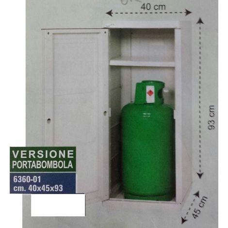 Armadi Per Bombole.Armadio Portabombole Porta Bombole Mobiletto Box In Resina Campeggio Camping