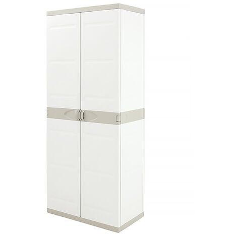 armario de jardín