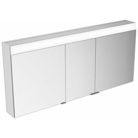 Armario con espejo Keuco Edition 400 21523, montaje en pared, 1410x650x167 mm - 21523171301