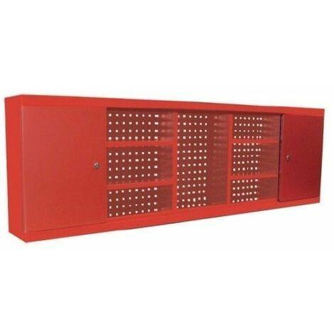 Armario de pared para herramientas 1200x200x600mm METALWORKS MODM1200