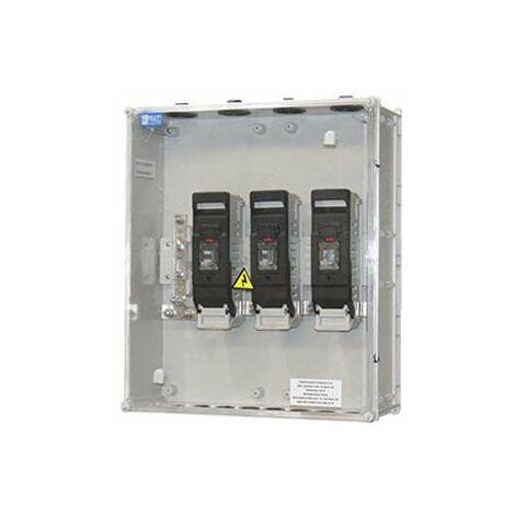 Armario de Seccionamiento Esquema 10 para Interior PNZ-CGP 10-250 BUC IB
