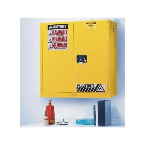 Armario de seguridad para líquidos químicos 76 litros
