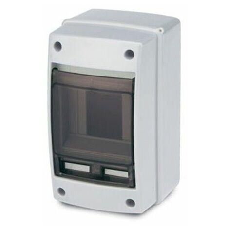 Armario Electricidad 170X100X100 Superficie Famat Abs Gris Acqua Ip65 2/4 390
