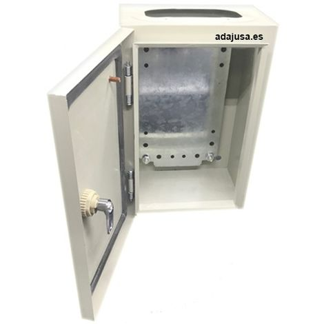 Armario eléctrico 800x600x300 mm - ASJD