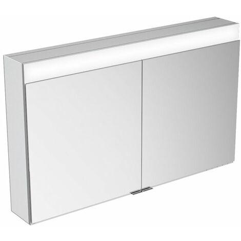 Armario espejo Keuco Edition 400 21522, montaje en pared, 1060x650x167 mm - 21522171301
