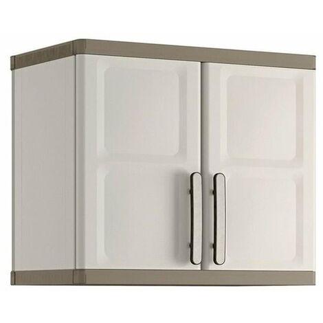 Armario Excellence alto - 4 baldas Keter 65x45xh182 cm