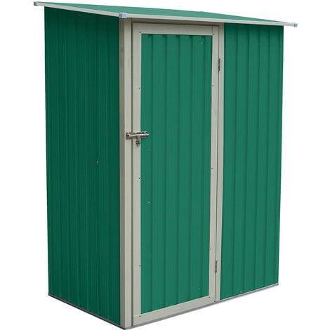 Armario Gardiun Newcastle 1,27 m² Exterior 89x143x186 cm Verde - KIS12961