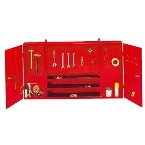 Armario herramientas 2000x150x830mm METALWORKS DERK2000