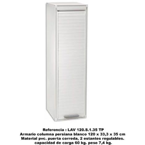 Armario Lav 120.s/1.35/tp