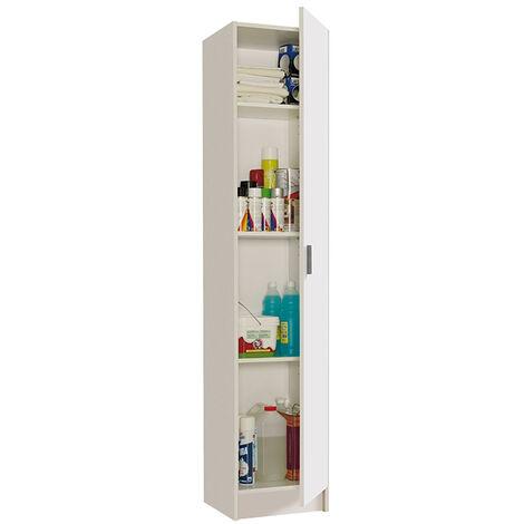 Armario multiusos auxiliar 1 puerta