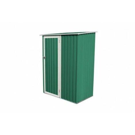 Armario Orden 143X89X186Cm 1,27M2 1 Puerta Gardiun Metal Verde