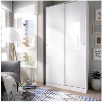 Armario puertas correderas Plus Slide 100 cm de ancho