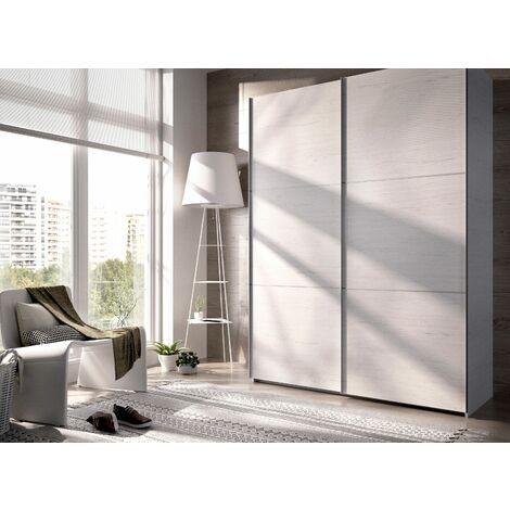 Armario puertas correderas Slide Blanco Artik 150cm