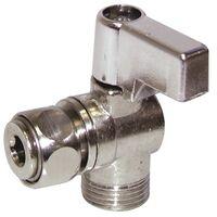 "Armatur - Gebogenes Ventil MF3/8"" (10 Stück)"