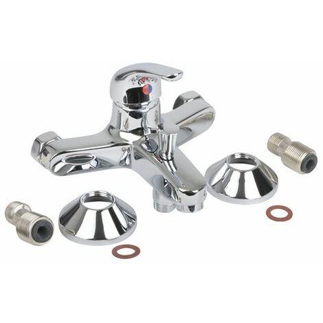 Armatur Renovierung - Wannen-/Brause-Einhandmischer IDEAL STANDARD. - IDEAL STANDARD: D1045AA