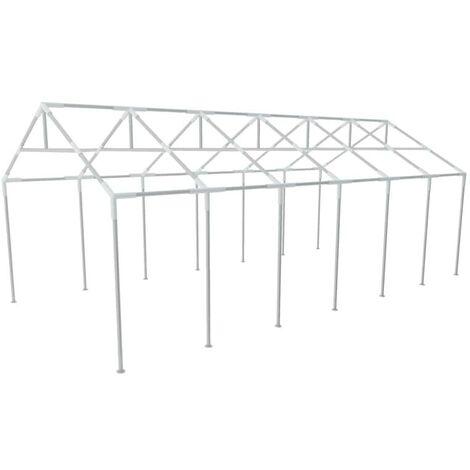 """main image of """"Armature Metallique Tonnelle de Jardin 12 x 6 m HDV26118"""""""