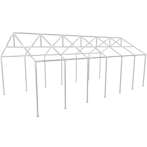 """main image of """"Armature metallique tonnelle de jardin 12 x 6 m Rogal"""""""