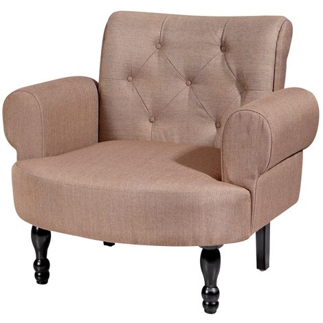 armchair relax television armchair club armchair brown upholstered armchair living room relax