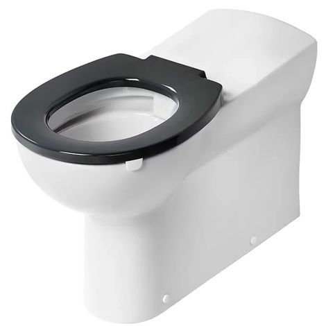 Armitage Shanks Contour 21 Plus Back to Wall Toilet 750mm Projection - Excluding Seat