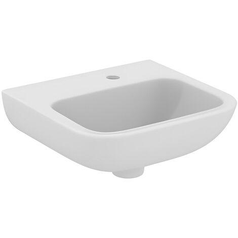 Armitage Shanks Portman 21 Wall Hung Cloakroom Basin No Overflow 400mm Wide - 1 RH Tap Hole