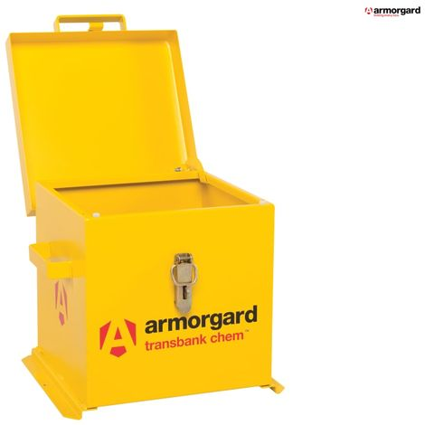 ARMOGRD TRANSBANK 430 X 415 X 365 FOR CHEMICALS