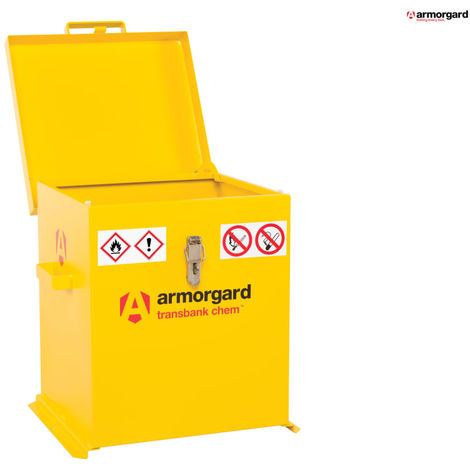 ARMOGRD TRANSBANK 530 X 485 X 540 FOR CHEMICALS