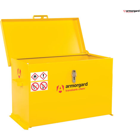 ARMOGRD TRANSBANK 880 X 485 X 540 FOR CHEMICALS