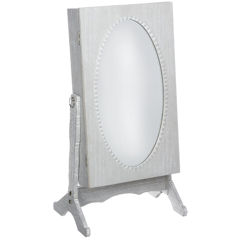 Armoire à bijoux avec miroir Instants volés - Atmosphera