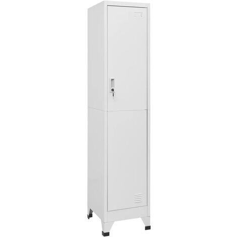 Armoire à casiers 38 x 45 x 180 cm