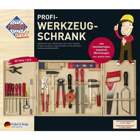 Armoire à outils - 30 piècesPebaro