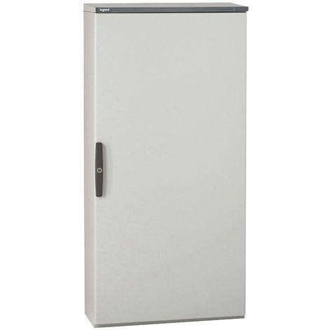 Armoire Altis monobloc métal - IP55 IK10 - RAL 7035 - 1600x800x400 mm
