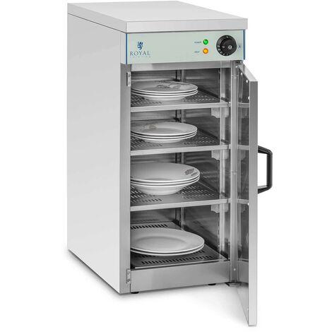 Armoire Chauffante Assiettes Et Tasses Rcws-60 230V 800 W Inox 53 X 35 X 76 5 Cm