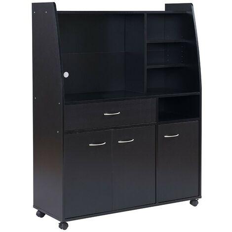 Armoire de cuisine 3 portes 1 tiroir - CaliCosy