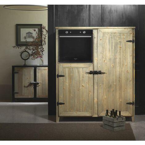 """main image of """"Armoire de cuisine pour appareils électr cm 138x64x168 Guarnieri Malva x elettrod."""""""