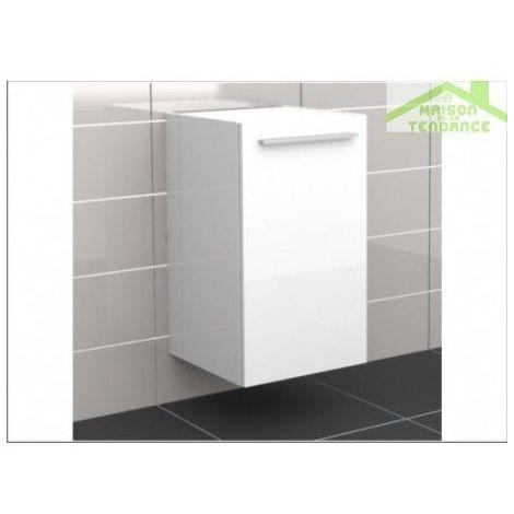 Armoire de douche à 1 porte gauche RIHO BOLOGNA 40x40 H 96,8 cm