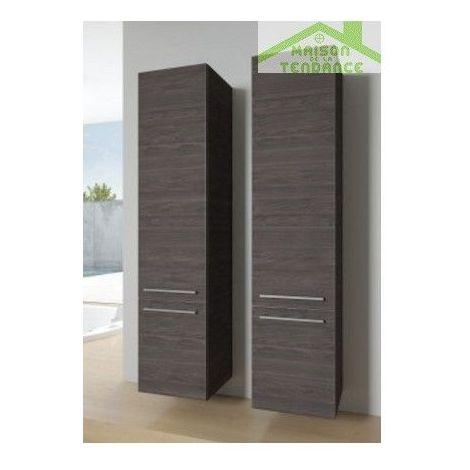 Armoire de douche à 2 portes gauche RIHO BOLOGNA 40x40 H 171,5 cm