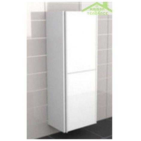 Armoire de douche à 2 portes RIHO ANDORA 50x35x137,4 cm