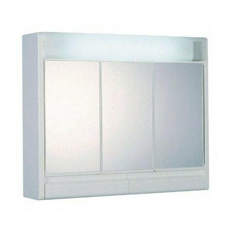 "main image of ""Armoire de salle de bain lumineuse rubin 60 x 16 x 51 - GALEDO"""