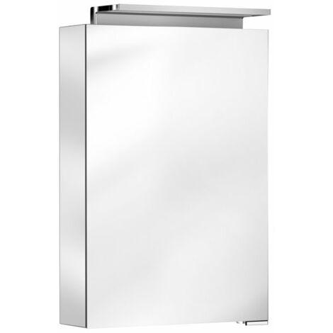 Armoire de toilette Keuco Royal L1 13601, 1 porte pivotante, pivotante à gauche, 500mm - 13601171201