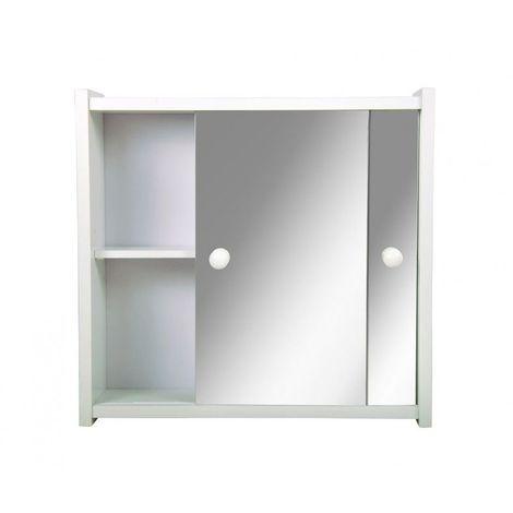 Armoire de toilette - Le bohème - 41,5 cm x 43,5 cm (HxL)