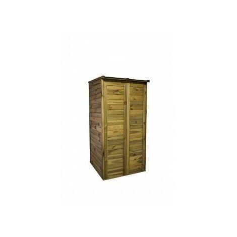 Armoire jardin en bois TROCADERO® 1500