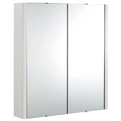 Armoire miroir de Salle de Bains 600 x 650mm