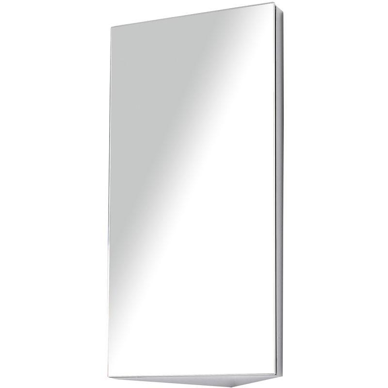 armoire miroir rangement toilette salle de bain meuble. Black Bedroom Furniture Sets. Home Design Ideas