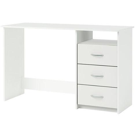 Armoire penderie à portes battantes motifs graffiti en bois massif multicolore - L103 x H200 x P55 cm -PEGANE-