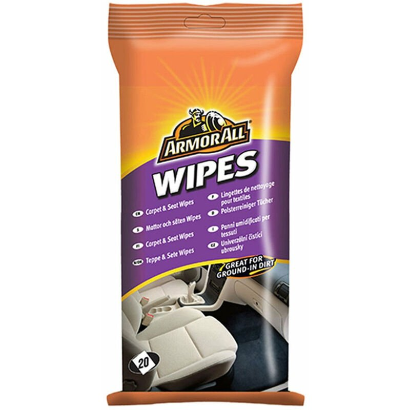Image of Clean Up Wipes - Armorall