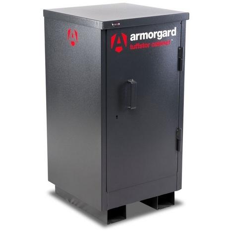 Armorgard - Armoire de rangement 500x530x980 mm gris charbon - Tuffstor cabinet