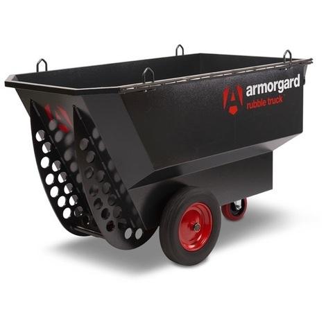 Armorgard - Benne à matériaux lourds et remblais 400L RubbleTruck - RT400
