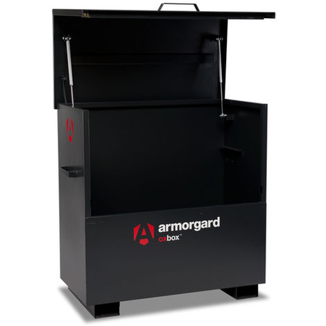 Armorgard - Caisse de chantier OxBox 1210x640x1175 mm gris charbon - OX4