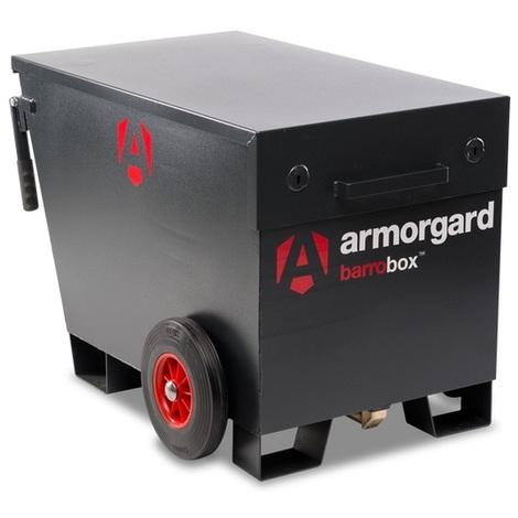 Armorgard - Coffre de chantier mobile 740x1095x720 mm - BarroBox BB2